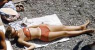 苏联时代的美女泳装,不一样的美丽