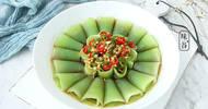 秋季吃这菜最鲜嫩,高钾低钠,血压稳定不反复,做法简单又好吃