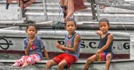 菲律宾孩子假期是如何度过的?答案让国内家长汗颜