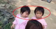 双胞胎姐妹,一个妈妈带一个奶奶带,3年后对比差别不是一般大