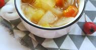 秋季多喝这碗汤,润肺止咳防秋燥,清甜开胃助消化,一家人受益