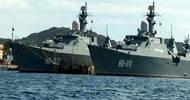 9艘主力战舰紧急出港,为了抢夺海上石油能源,越南不在掩饰精锐尽出