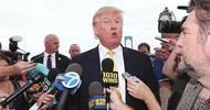 特朗普病倒了?美媒称总统心脏病发作,白宫深夜发文解释