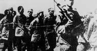 南京城破时:两名日军押送三百士兵 失去斗志的军人成待宰羔羊