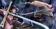 海贼王:能成为第一剑豪的4人,两人可取代鹰眼,一位预定最强