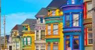 散落在世界各地的彩虹城市