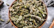 长相最难看的野菜,上锅一蒸比肉香,怪不得农村人抢着摘