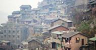 """老照片:1988年拍摄的""""山城""""重庆"""