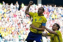 瑞典队长:视频裁判结果出太晚 德国队值得尊敬