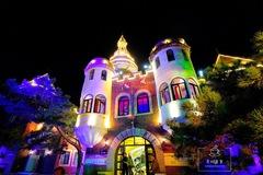 北戴河最新攻略,看光影秀和音乐喷泉,给你夜游新玩法!