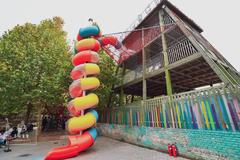 大美儿童世界,一年四季都可以遛娃的亲子乐园。