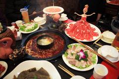 全国50家餐饮打造美食区,北京双桥天兰首届C味食廊美食节开幕