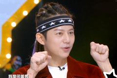 何炅唱了一首炫富歌,网友表示:第一次见到这么抒情的炫富!