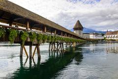 即使在瑞士,这里也是风光最美之城,朱自清、赫本都对这念念不忘