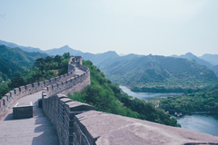"""不只有八达岭、慕田峪、金山岭,北京还有一处""""水长城""""!"""