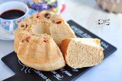 原来麦片还能这样吃,把杂粮做进面包里,一次发酵省时间
