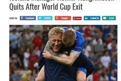 冰岛足协官方宣布主帅卸任 曾率队进欧洲杯八强
