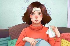 12月至次年1月为流感高峰期,同学们仍需做好个人健康防护!