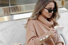 冬日里的奶茶色单品 不仅温暖时尚还有点甜的感觉