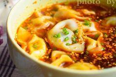 冬至必吃酸汤饺子,浓浓的妈妈味儿