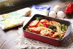 懒人食谱 教你做好吃又好看的蔬菜烤芝士意大利面