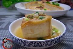 老爸说,酿豆腐加上这味料,隔几条街都能闻到香味,又嫩又滑吃不厌!