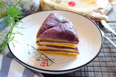 这糕点适合老人孩子吃,营养丰富,纯天然色素,筋道软糯口感好!