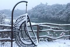 婺源的一场压轴大雪,催生了无数个人间仙境!