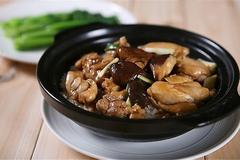 香菇的几个吃法