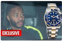 羡慕吗,曼城球员送幕后员工价值7000英镑的劳力士手表
