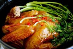 """""""无鸡不成宴"""",广东人吃鸡最厉害,此道粤菜,简直太好吃"""