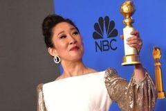 吴珊卓:别叫我林永健的妹妹,我是金球奖首位亚裔视后!