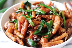 教你在家用电饭锅这样做鸡爪,脆嫩可口又入味,两斤鸡爪都不够吃