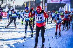 长春净月潭瓦萨国际滑雪节,6项越野滑雪和17项冰雪乐不停