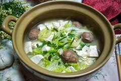 冬天的当家菜,我家隔三差五就做上一锅,做法简单开胃解腻又营养