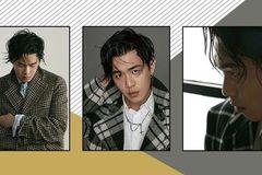 张若昀 不像个人气男演员的作派?那就对了。