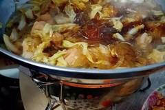 冬天大白菜还是这样吃才叫爽,掀开锅盖那一刻,我看饿了!