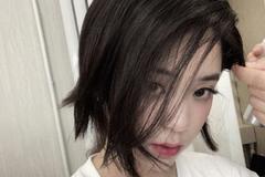欧阳娜娜短发再上热搜,却被吐槽没作品,只会靠营销炒作?