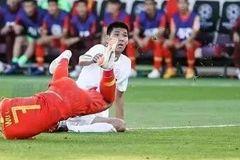 """中韩大战在即!全中国球迷最牵挂的依然还是武磊的""""肩伤"""""""