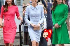 凯特王妃终于放弃高跟鞋,穿上马丁靴后帅气十足,堪比当年戴安娜