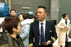 张涵予饰演中国机长,造型终于曝光,欧豪杜江穿制服太帅