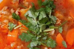 教你做一碗比心灵鸡汤更好喝的汤,营养简单!