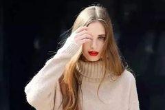 过年穿毛衣+半裙的样子,好看到犯规!!
