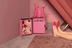 当 BEAST遇到LOEWE   有包有花,有爱有你