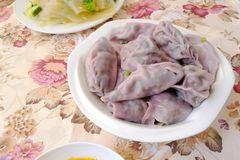 过年就要包点花样饺子,这饺子既营养又好看,详解饺子好吃的秘决