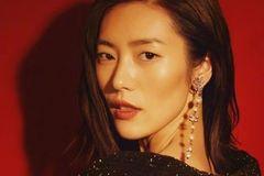 刘雯刘涛10位亚洲女星试色元气春节红,蜡黄肤色终于有救了!