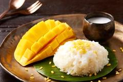 你去泰国,除了吃过芒果糯米饭,还品尝到哪些美味可口的甜点?