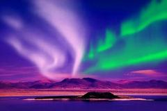 全球观赏北极光的最佳胜地,一年中有超过246天可以观看到北极光