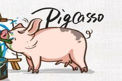 我不允许还有人没听说过猪加索的故事