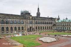 德累斯顿最恢弘的建筑,还是德国得主要标志之一